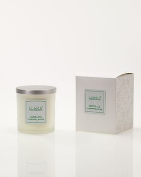 Immagine di CANDELA VEGETALE MENTA O.E. 150ML TONIFING JOURNEY