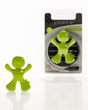 Leonardo profumo auto te ' verde