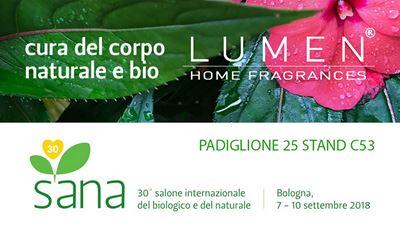 SANA a Bologna, la fiera del Naturale