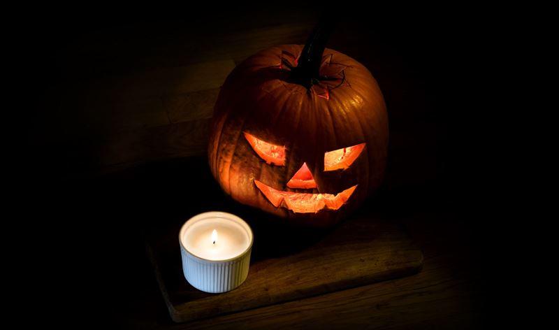 Festa di Halloween o Festa della Lumera ?