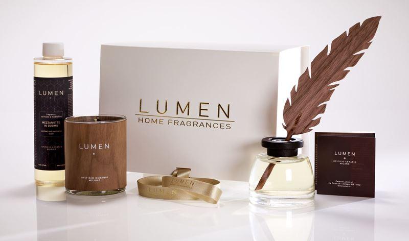 Bauletto Lumen, dono esclusivo da regalare o da regalarsi.
