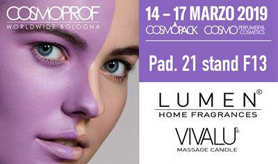 Cosmoprof 14-17 Marzo 2019