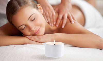 Candela da Massaggio Doposole, Buon Relax!
