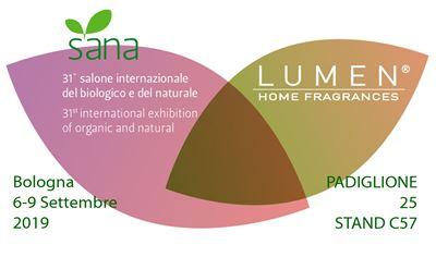 SANA Bologna 2019 (6-9 Settembre)