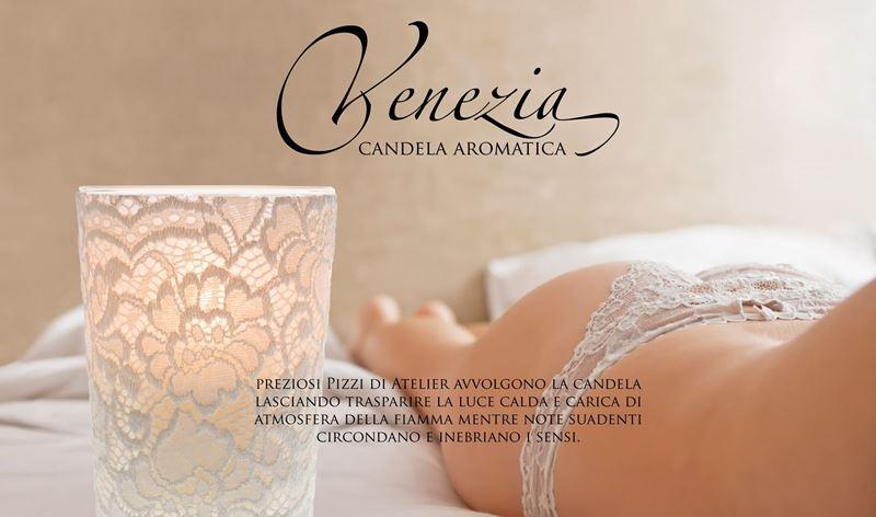 Candele Aromatiche VENEZIA