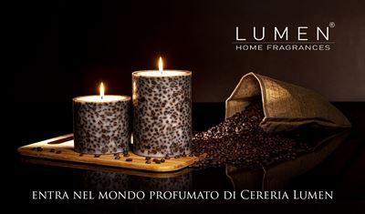 Entra nel mondo delle candele profumate di Cereria Lumen